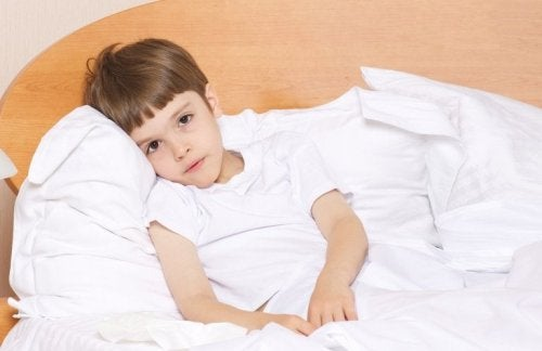 Un des signes de l'anémie chez l'enfant est la pâleur