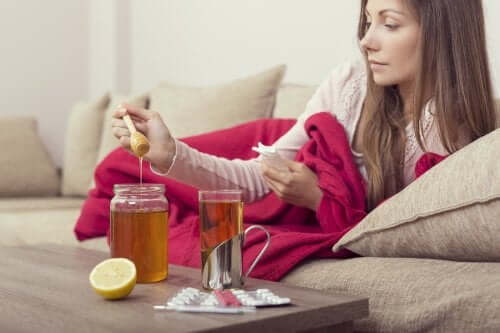 3 remèdes au miel pour traiter naturellement la grippe