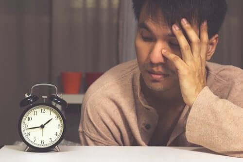 Les troubles du sommeil : avoir sommeil mais ne pas réussir à dormir