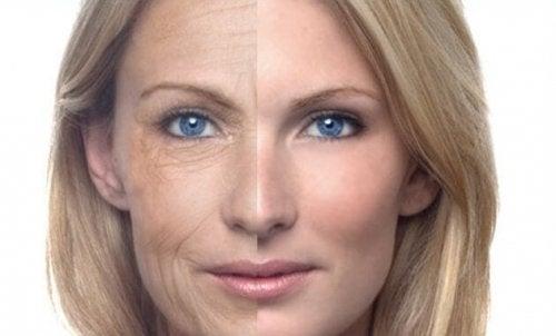 L'huile de pépins de raisin peut aider à lutter contre le vieillissement de la peau