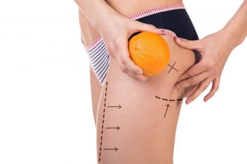 Alimentation contre la peau d'orange : 3 menus