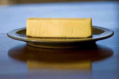 La margarine végétale fait partie des aliments contenant des graisses hydrogénées