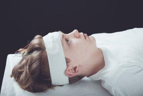La commotion cérébrale chez les enfants