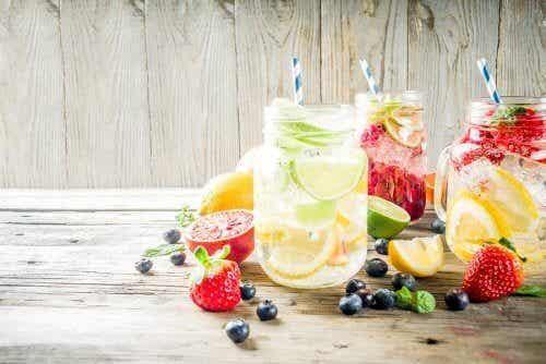 L'eau aromatisée : tout ce que vous devez savoir