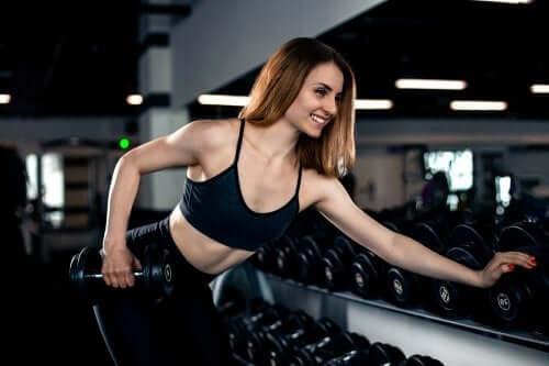 Exercices pour renforcer les triceps