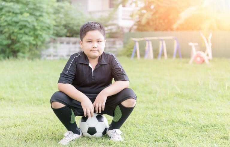 Le sport pour lutter contre l'obésité infantile