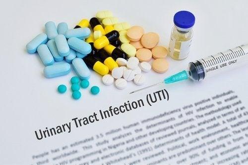 Antibiotiques contre les infections urinaires