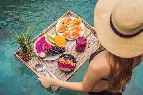Que manger en été pour ne pas grossir ?