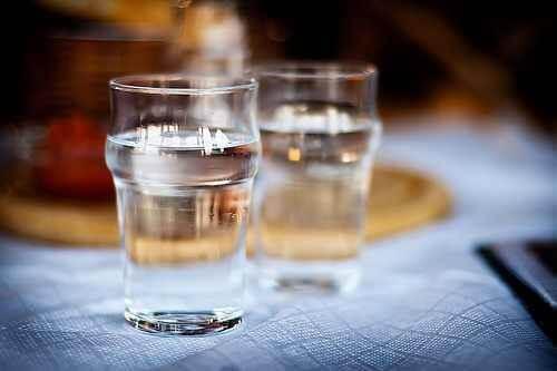 Si vous souffrez d'insuffisance rénale, surveillez votre consommation de liquides