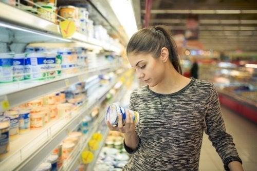 Allergie aux additifs alimentaires : les symptômes