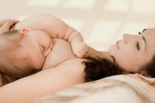 La prolactine et l'allaitement