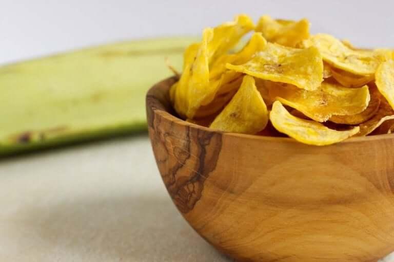 Les chips de légumes peuvent être des collations saines