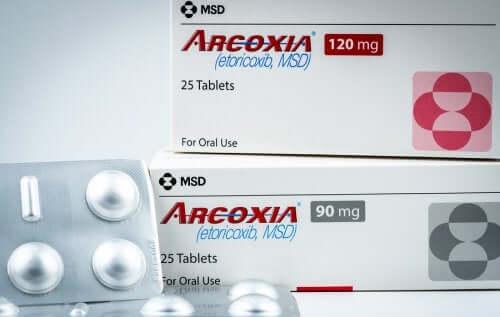 L'étoricoxib, un anti-inflammatoire