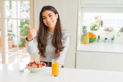 Petits déjeuners sains : quels sont les aliments à inclure ?