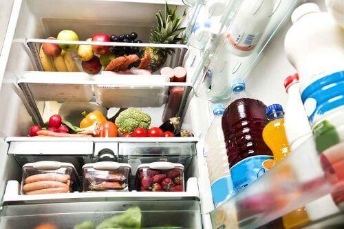 Eviter les fruits oxydés en les mettant au réfrigérateur