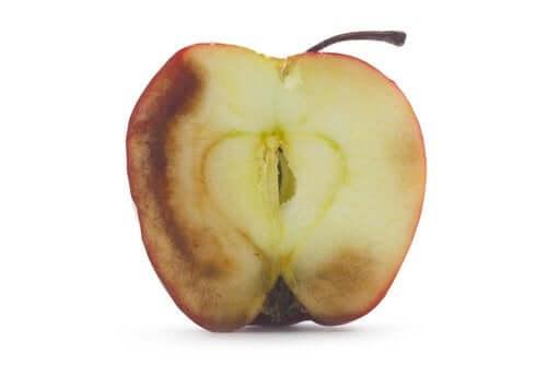 Les conséquences de manger des fruits oxydés