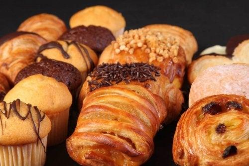 Des viennoiseries issues de la boulangerie industrielle