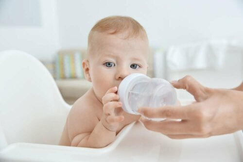 Une bonne hydratation du bébé