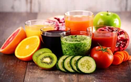Avoir une alimentation saine pour éviter le stress oxydant