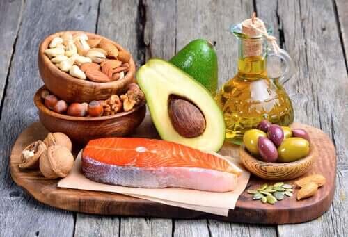 Les aliments qui contiennent les graisses saines