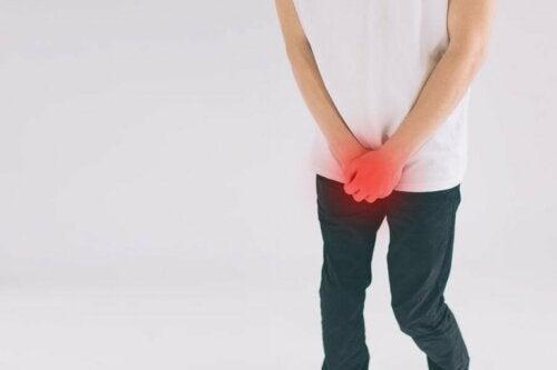 Les boutons sur le pénis peuvent être douloureux