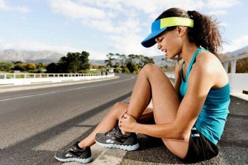 Une femme sportive pendant le cycle menstruel