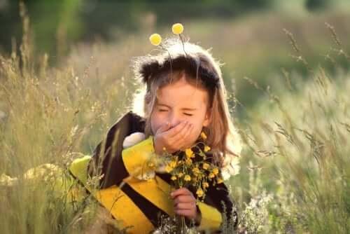 Les 9 allergies les plus communes chez les enfants
