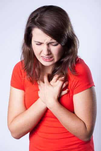 Qu'est-ce qu'une douleur thoracique ?