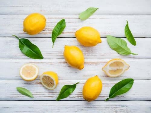 Propriétés du citron et remèdes naturels