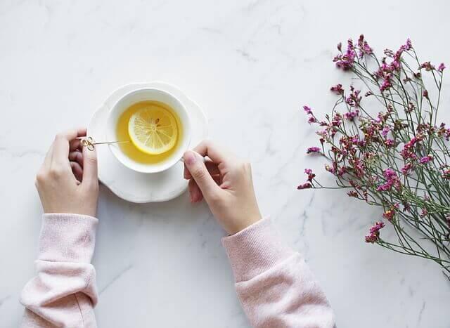 Les propriétés du citron sont en partie relaxantes
