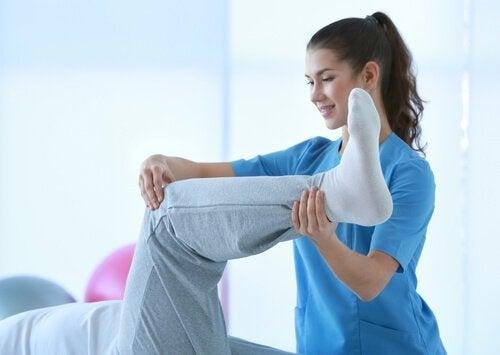 Comment traiter la luxation de la rotule ?