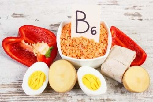 Les bienfaits de la vitamine B6