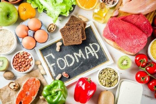 Les aliments restreints lors du régime FODMAP