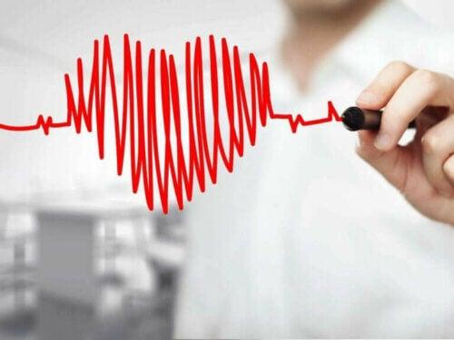 L'hyperkaliémie et l'altération du rythme cardiaque