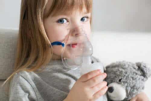 L'asthme infantile : causes et diagnostic
