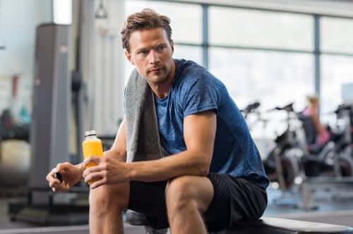Bienfaits du bicarbonate de sodium dans le sport