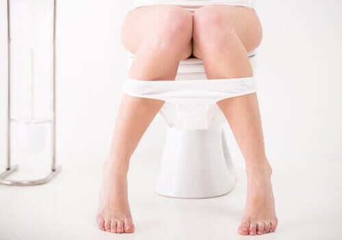 Les infections urinaires peuvent être douloureuses