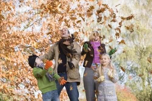 Activités de plein air idéales en automne