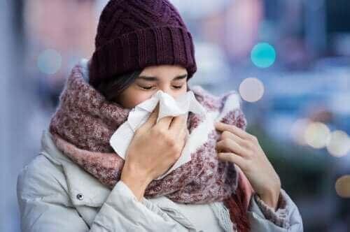 Pourquoi pouvons-nous souffrir d'un rhume ?