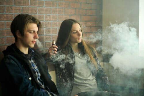 Cigarettes électroniques : préoccupations en matière de sécurité