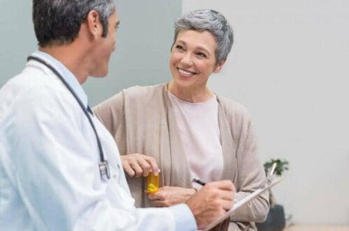Le soutien médical de la sexualité dans la vieillesse