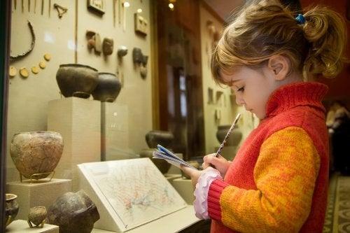 Comment susciter l'intérêt pour les musées chez les enfants