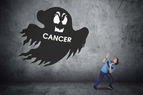 La peur de souffrir d'un cancer