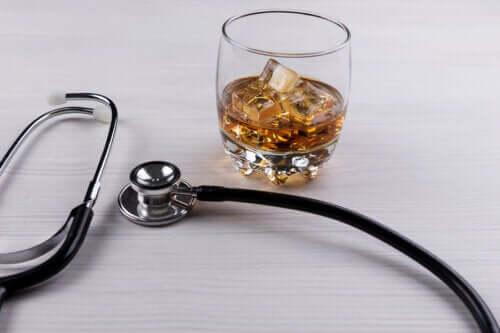Les effets de l'alcool sur le cœur