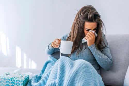Comment la grippe affecte-t-elle le corps ?