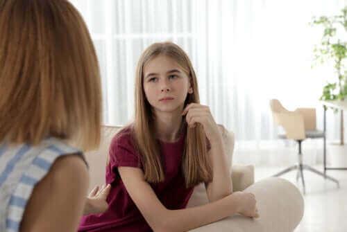 Les mensonges à l'adolescence : le scénario redouté