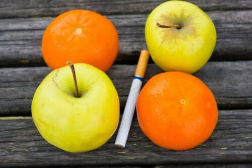 Lien entre alimentation et tabac