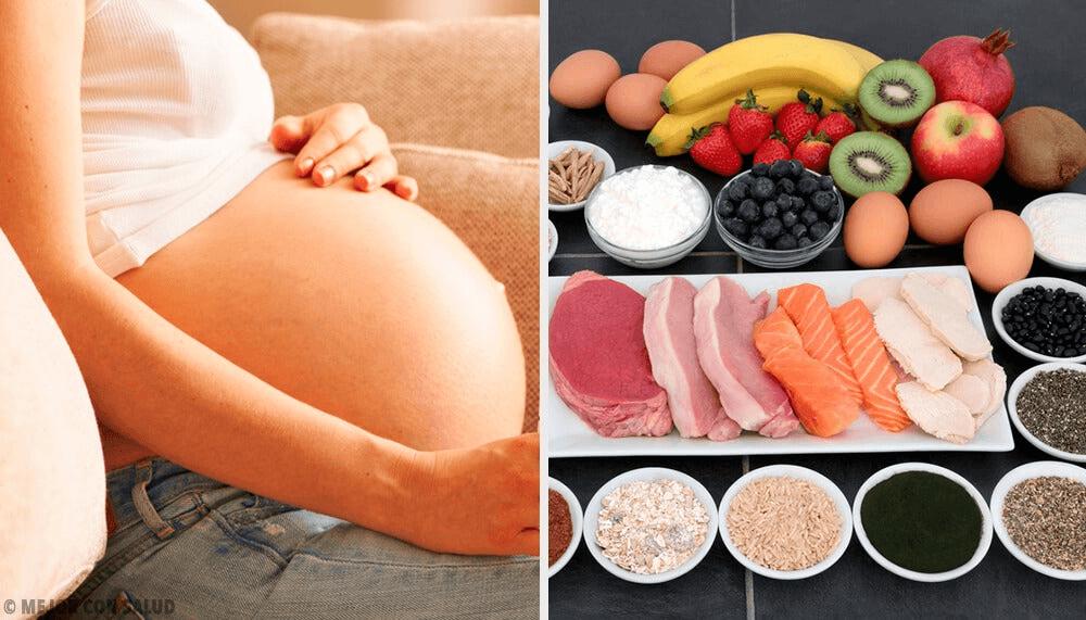 Les nutriments essentiels à l'alimentation pendant la grossesse