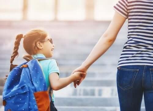 Faciliter l'adaptation des enfants à l'école