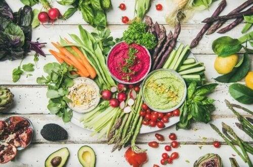 Etre végan et manger uniquement végétal